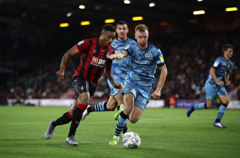 AFC Bournemouth v Forest Green Rovers - Carabao Cup Second Round