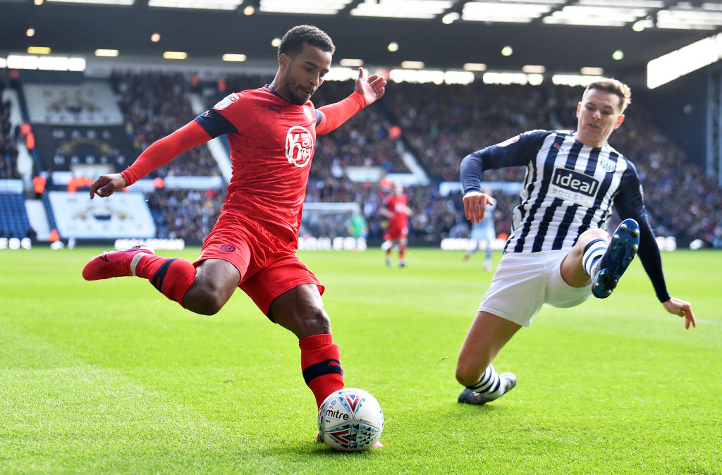 West Bromwich Albion v Wigan Athletic - Sky Bet Championship