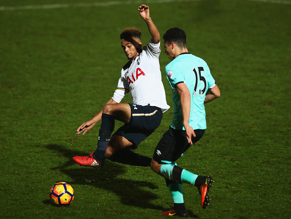 Tottenham Hotspur v Derby County - Premier League 2