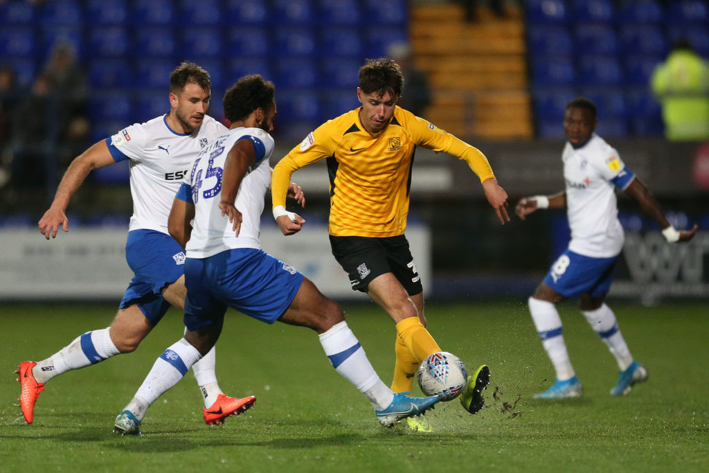 Tranmere Rovers v Southend United - Sky Bet League One