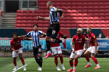 Bristol City v Sheffield Wednesday - Sky Bet Championship