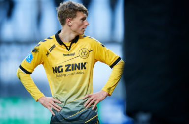 AC Horsens vs Brondby IF - Danish Superliga