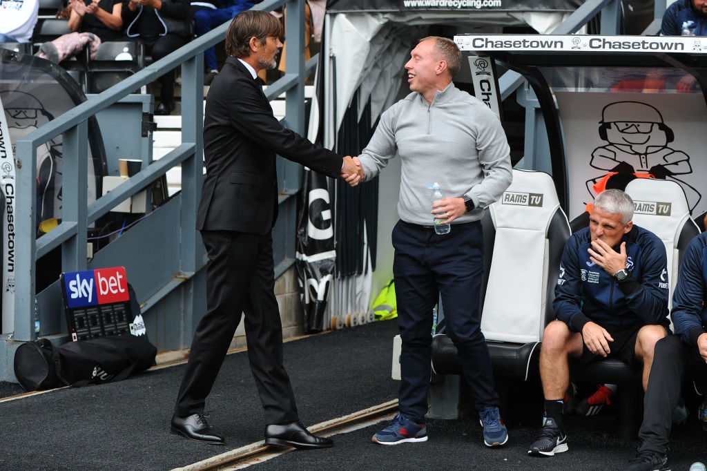 Derby County v Swansea City - Sky Bet Championship