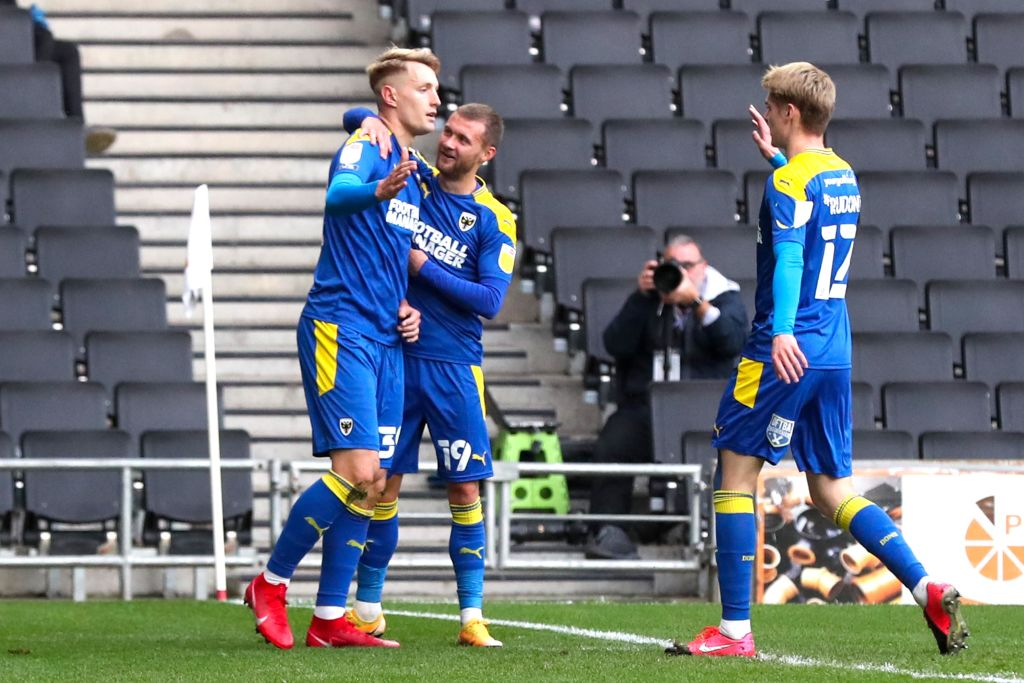 Milton Keynes Dons v AFC Wimbledon - Sky Bet League One
