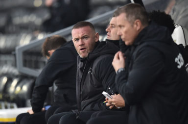 Derby County v Wycombe Wanderers - Sky Bet Championship