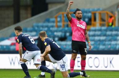 Millwall v Derby County - Sky Bet Championship