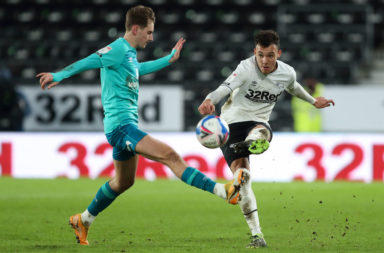 Derby County v AFC Bournemouth - Sky Bet Championship