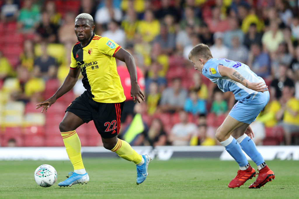 Watford v Coventry City - Carabao Cup Second Round