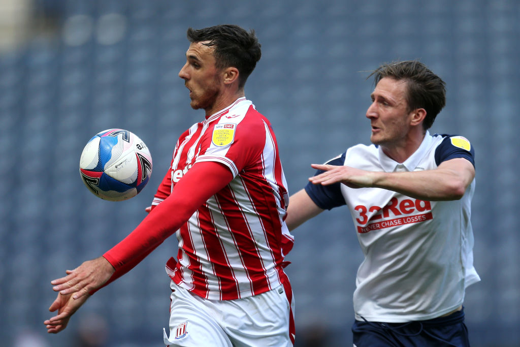 Preston North End v Stoke City - Sky Bet Championship