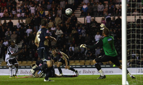 Derby County v Lincoln City - Carling Cup