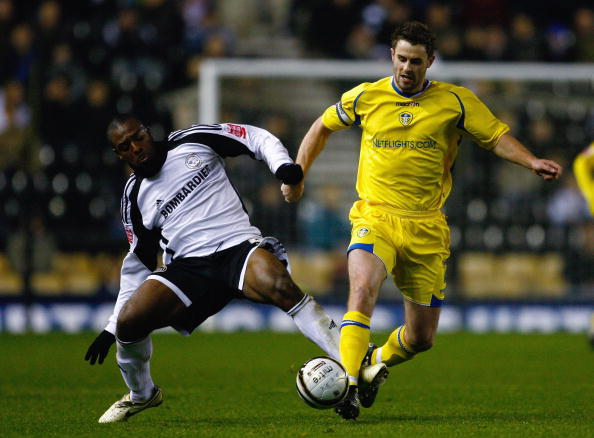 Derby County v Leeds United - Carling Cup