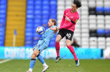 Coventry City v Derby County - Sky Bet Championship