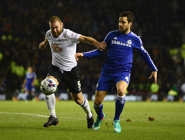 Derby County v Chelsea - Capital One Cup Quarter-Final