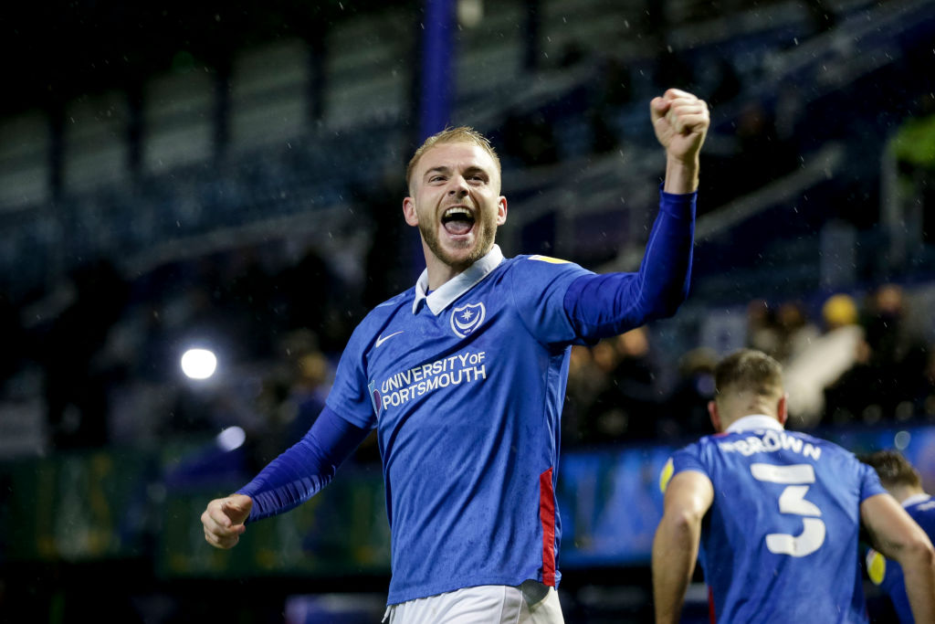 Portsmouth v Peterborough United - Sky Bet League One