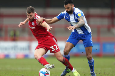 Accrington Stanley v Wigan Athletic - Sky Bet League One