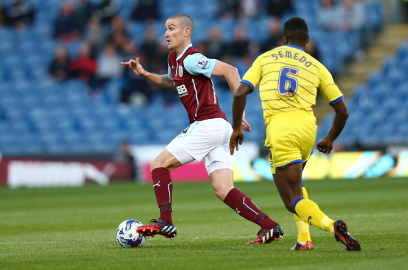 Burnley v Sheffield Wednesday - Capital One Cup Second Round