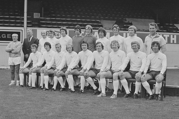 Derby County Squad 1973-4