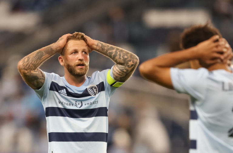 SOCCER: MAY 09 MLS - Austin FC at Sporting Kansas City