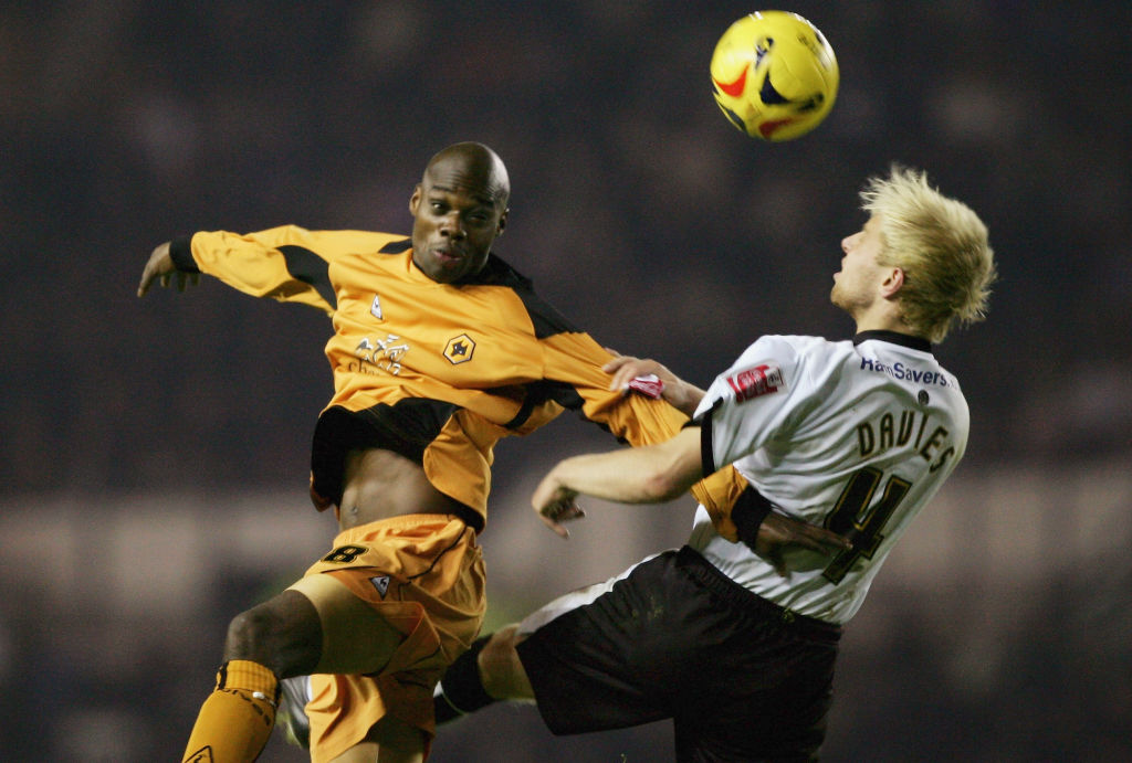 Derby County v Wolverhampton Wanderers